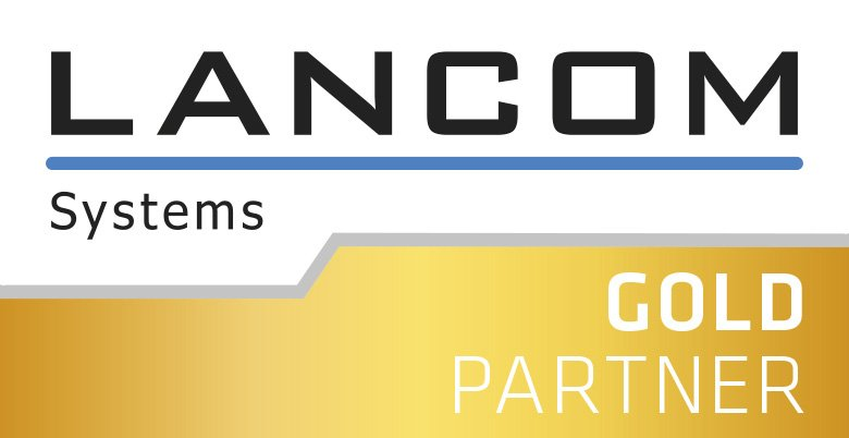 HSP ist Lancom Gold Partner